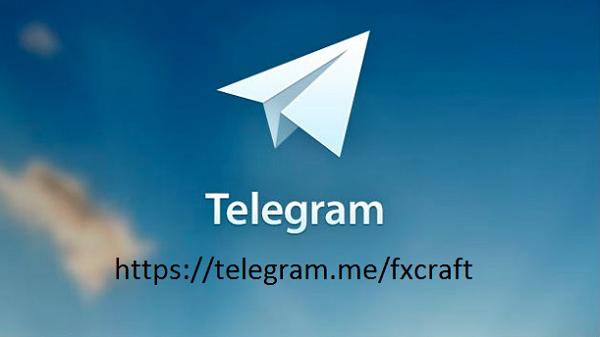Канал FxCraft в Telegram